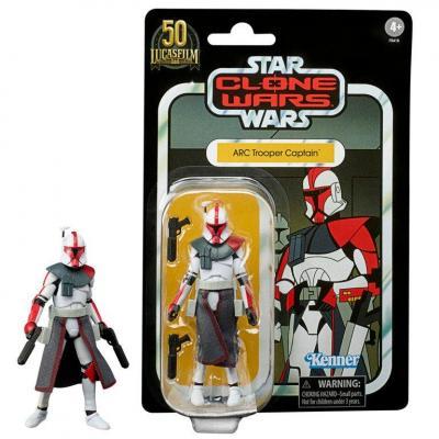 Star wars arc trooper captain figurine vintage collection 15cm