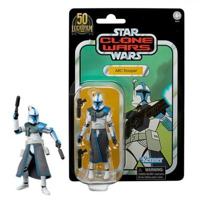 Star wars arc trooper figurine vintage collection 15cm