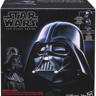Star wars back series replica casque electronique darth vader