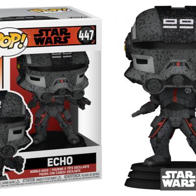 Star wars bad batch bobble head pop n 447 echo