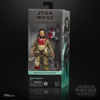 Star wars baze malbus rogue one figurine black series