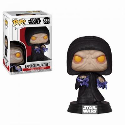 Star wars bobble head pop n 289 emperor palpatine