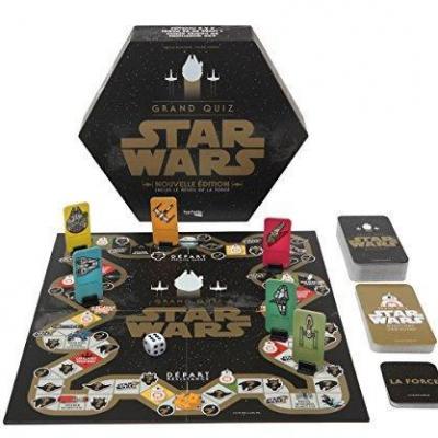 Star wars boite a quiz
