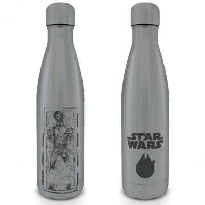 Star wars bouteille en metal han carbonite 500ml 1