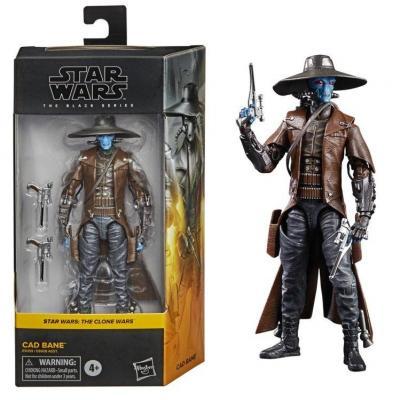 Star wars cade bane figurine black series 15cm