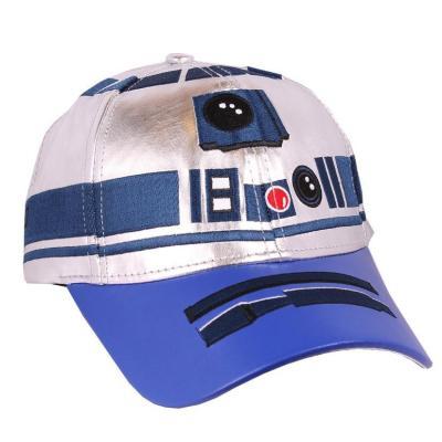 Star wars casquette r2d2