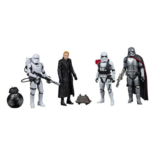 Star wars celebrate the saga pack de 5 figurines the first order