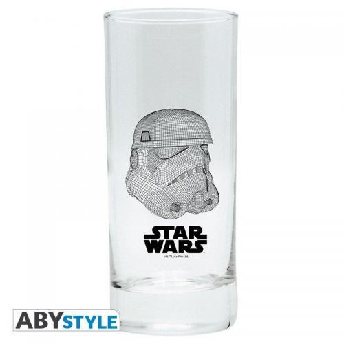 Star wars coffret verre porte cles mini mug trooper 3