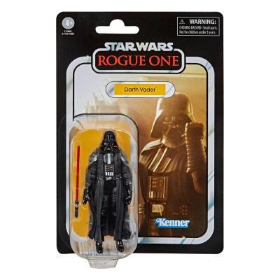 Star wars darth vader rogue one figurine vintage collection 10cm