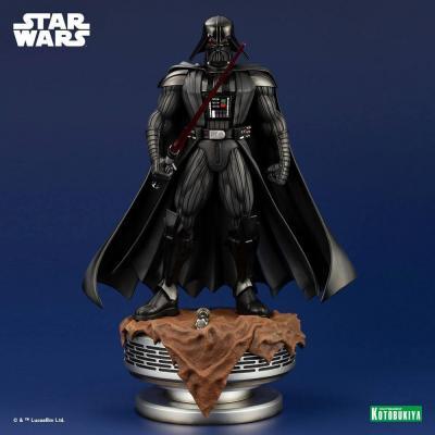Star wars darth vader ultimate evil statuette artfx artists 40cm