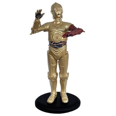 Star wars elite collection red arm c 3po 18cm l edit 2000 ex