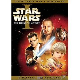 Star wars episode i la menace fantome dvd occasion