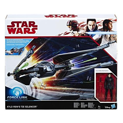 Star wars force link kylo ren s tie silencer
