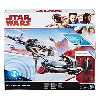 Star wars force link resistance ski speeder