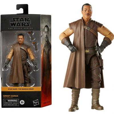 Star wars greef karga figurine black series 15cm