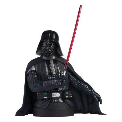 Star wars iv darth vader buste en resine 15cm