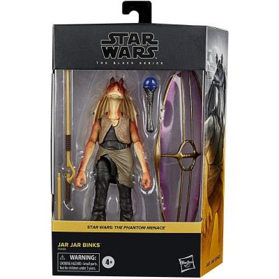 Star wars jar jar binks figurine black series 15cm
