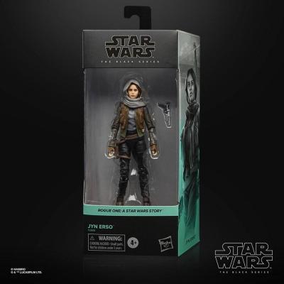 Star wars jyn erso rogue one figurine black series