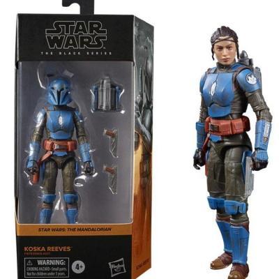 Star wars koska reeves figurine black series 15cm