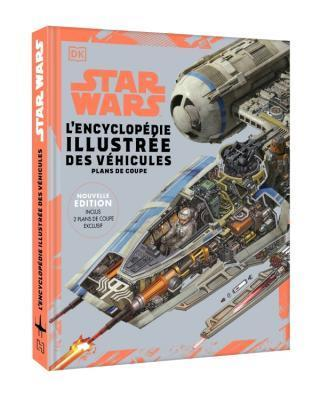 Star wars l encyclopedie illustree des vehicules