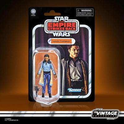 Star wars lando calrissian figurine vintage colection 1