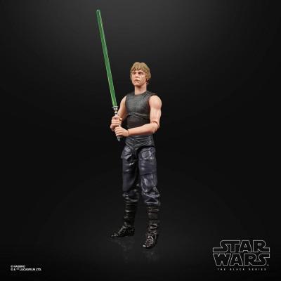 Star wars luke skywalker ysalamiri figurine black series 15cm