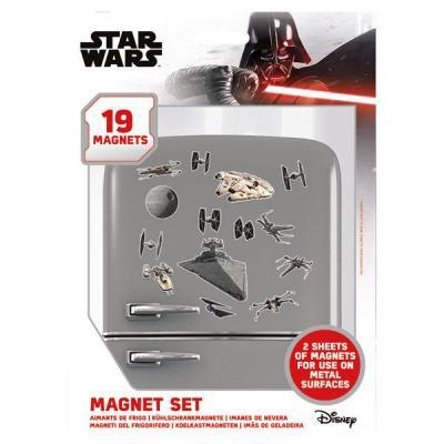 Star wars magnet set death star battle