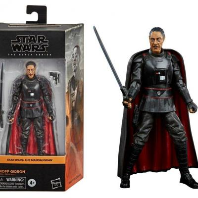 Star wars moff gideon figurine black series 15cm