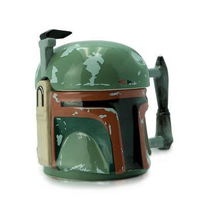 Star wars mug 3d 300ml boba fett