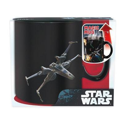 Star wars mug thermoreactif 460 ml space battle