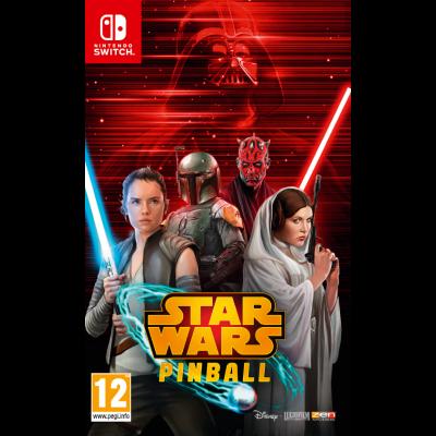 Star wars pinball box uk