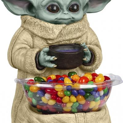 Star wars porte bonbons the child 32 cm