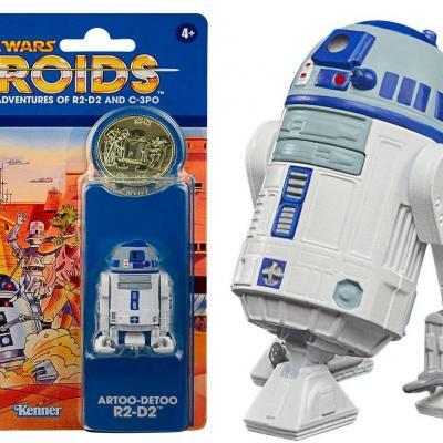 Star wars r2 d2 figurine vintage collection 10cm 1