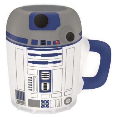 Star wars r2d2 mini mug 3d
