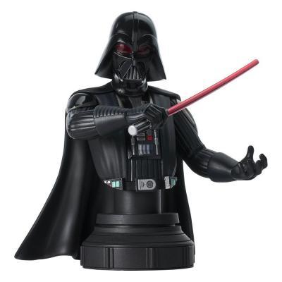 Star wars rebels darth vader buste 15cm