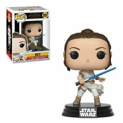 Star wars rise of skywalker bobble head pop n 307 rey