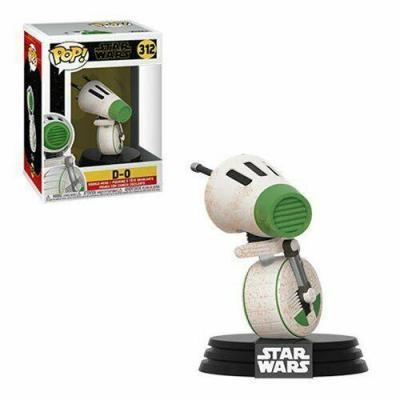 Star wars rise of skywalker bobble head pop n 312 d o
