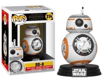 Star wars rise of skywalker bobble head pop n 314 bb 8