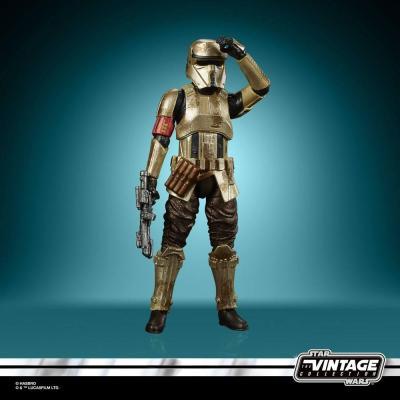 Star wars shoretrooper figurine vintage carbonized collection
