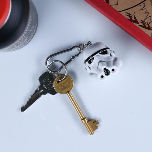 Star wars stormtrooper porte cles 3d