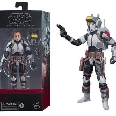 Star wars tech bad batch figurine black series 15cm
