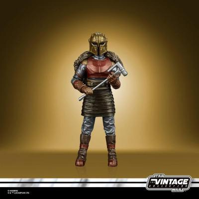 Star wars the armorer figurine vintage carbonized colection