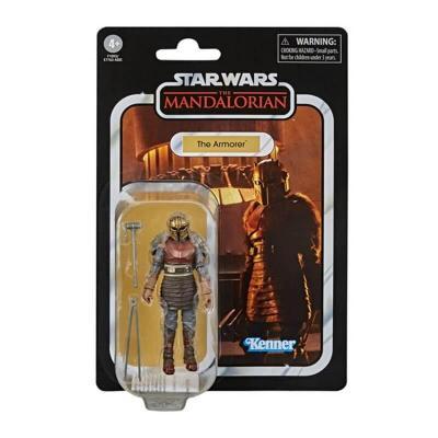Star wars the armorer figurine vintage collection 10cm