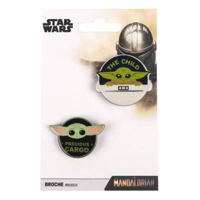 Star wars the child broches
