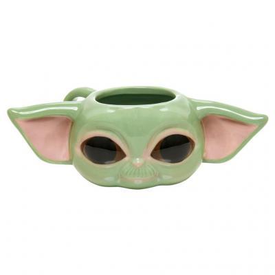Star wars the child mug 3d