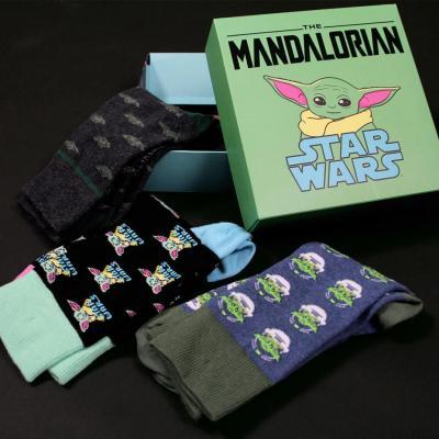 Star wars the child pack de 3 paires de chaussettes p40 46