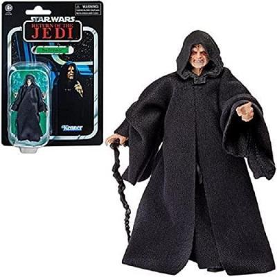 Star wars the emperor figurine vintage collection 10cm