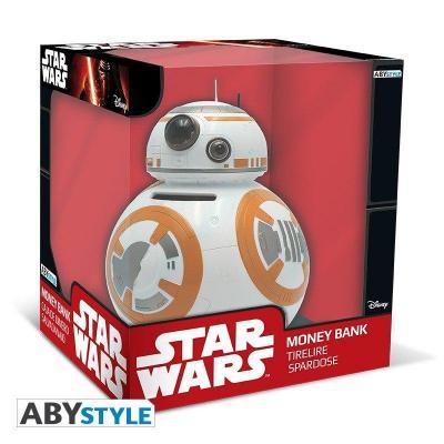 Star wars tirelire bb8