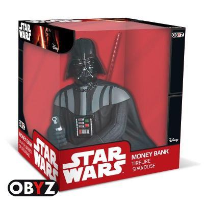 Star wars tirelire darth vader