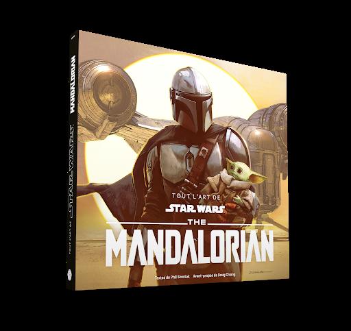 Star wars tout l art de the mandalorian